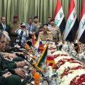 4-Nation Security Meeting in Iraq