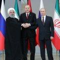 Sochi Summit on Syria Set for Feb. 14