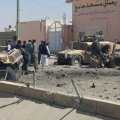 13 Killed in Car Blast in Helmand Province