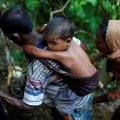 According to UN, 60% of Rohingya refugees are children.