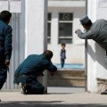 Suicide Attack at Kabul Shi'ite Mosque Kills  14 Civilians