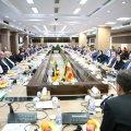 ICCIMA Hosts Tehran-Canberra Economic Conference