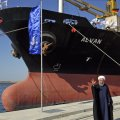 The first phase of Chabahar Port was inaugurated by Iranian President Hassan Rouhani in December 2017.