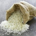 Iran imports about 800,000 tons of rice every year.