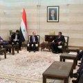 Tehran, Damascus to Bolster Economic, Investment Coop.