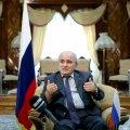 Iran, Russia to Discuss Trade, Economic Cooperation in Sochi