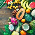 Tropical Fruit Production at 165K Tons