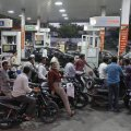 India Sees Lowest Fuel Demand in 14 Years