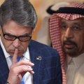 US, Saudi Energy Ministers Meet