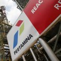 Pertamina's supply of diesel has outperformed demand.