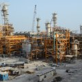 South Pars Gas Field facilities in Asalouyeh, Bushehr Province