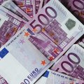 Euro Hits  Four-Year High