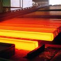 New Steel Production Plant Comes on Stream in Yazd