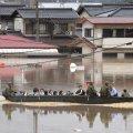 Dozens Killed, Several Missing as Torrential Rain Pounds Japan