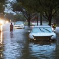US Auto Sales Dampened by Hurricane Harvey
