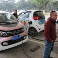China Fossil Fuel Deadline Shifts Focus to Electric Cars