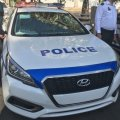 Eco-Friendly Car for  Police Fleet