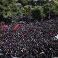 Iranians Commemorate Imam Hussein (PBUH)