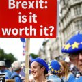 The survey found that 51% of voters expect British economy to be worse off as a result of Brexit, up from 39% in June 2016.