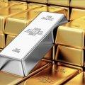 Gold Slips, USD Up