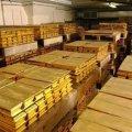 Gold Edges Higher