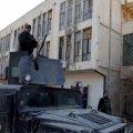 Terrorists Used Mosul Univ. as Bomb Factory