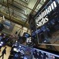 Slumping Goldman Sachs Faces Questions