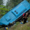 21 Killed in Indonesia Bus Crash