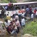 Bus Crash Kills Dozens in India