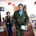 East Ukraine Separatist Leader Killed in Cafe Blast