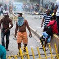Violent Protests Erupt  in Haiti as Fuel Prices Rise