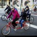 Tehran Municipality Promoting Walking and Bicycling